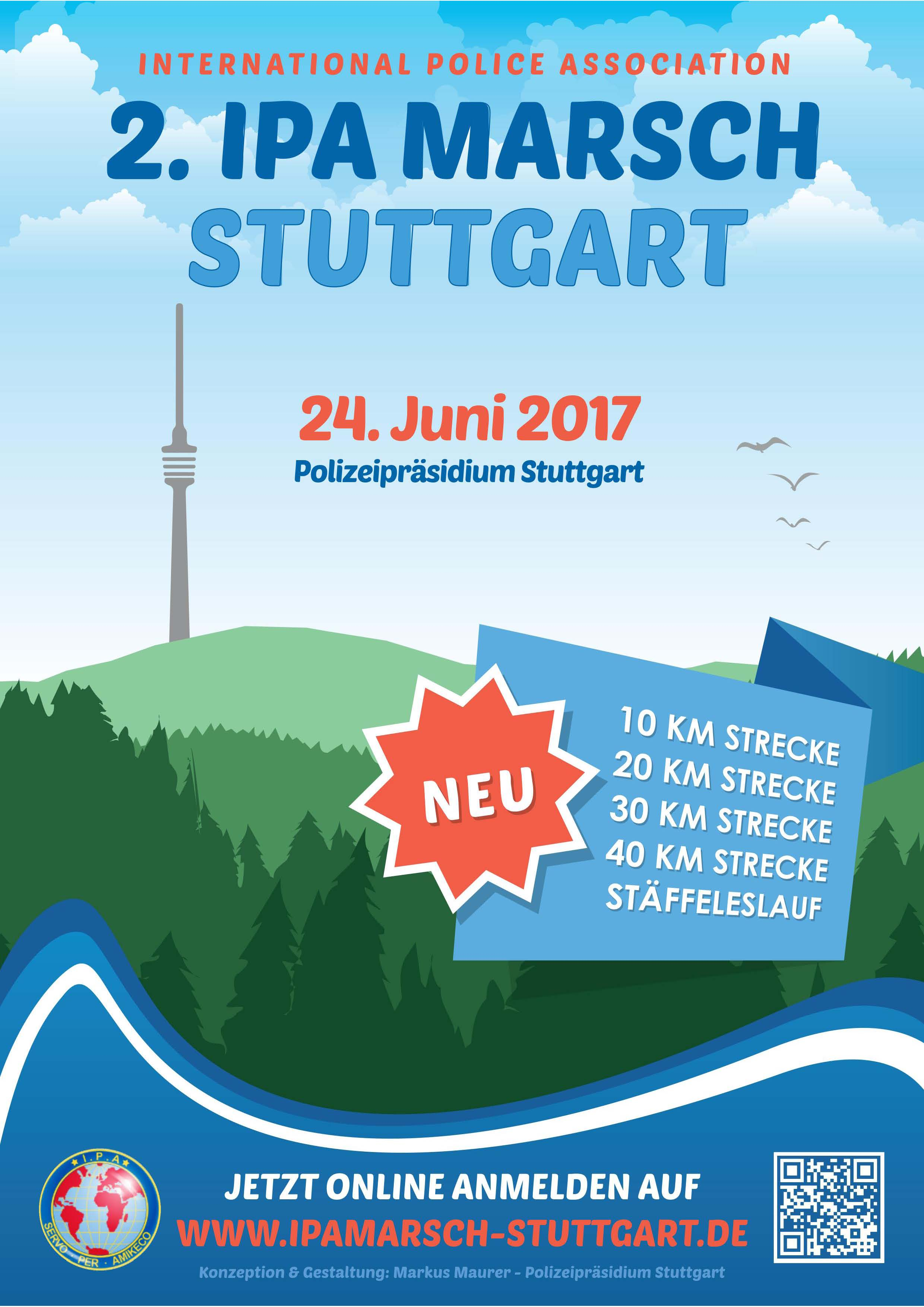 17-02-01 IPA Polizeimarsch Stuttgart 2017